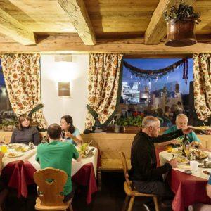 Rifugio Averau - 5 Torri - Cortina d'Ampezzo - Ristorante