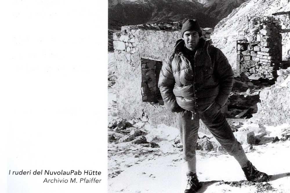 Forcella Nuvolau 1960 in 5 Torri a Cortina d'Ampezzo