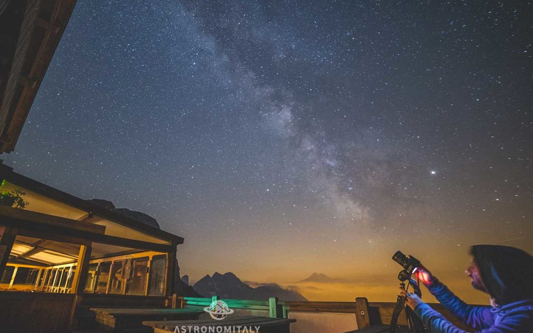 "Astronomitaly's ""I cieli più belli d'Italia (Italy's Most Beautiful Skies)"" Certification"
