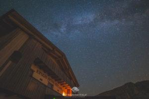Osservazione del cielo con Astronomitaly al Rifugio Averau in 5 Torri a Cortina d'Ampezzo