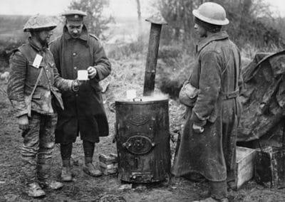 Caffè di Guerra - Grande Guerra Rifugio Averau - 5 Torri - Cortina d'Ampezzo