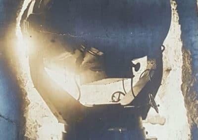 Faro cima Averau - Grande Guerra al Rifugio Averau - 5 Torri - Cortina d'Ampezzo © Collezione Museo Storico 7° Reggimento Alpini