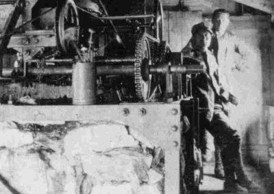 Teleferica - Grande Guerra al Rifugio Averau - 5 Torri - Cortina d'Ampezzo © Collezione Museo Storico 7° Reggimento Alpini