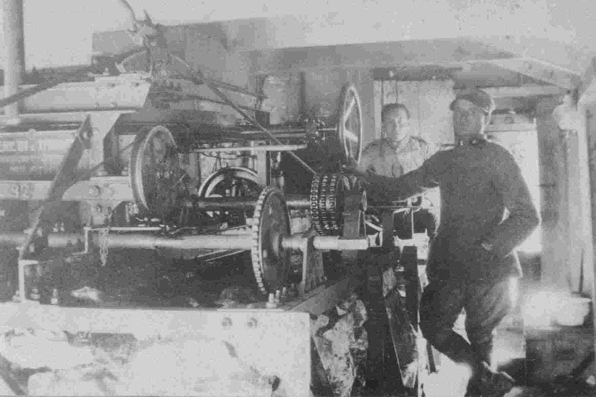 Teleferiche - Grande Guerra al Rifugio Averau - 5 Torri - Cortina d'Ampezzo © Collezione Museo Storico 7° Reggimento Alpini